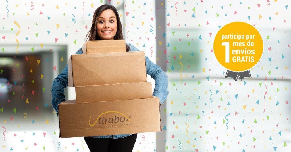 concurso Ultrabox, Ultrabox, cosas que importan, tráelo con Ultrabox